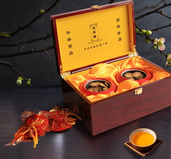 贡品切片礼盒 320克  1999元