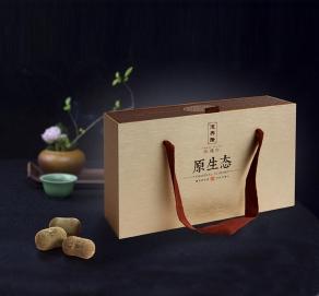 原生态果片礼盒